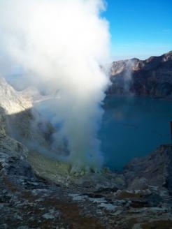 Cratere du Kawah Ijen