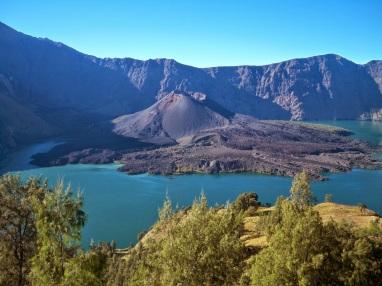 2nd volcan du Rinjani