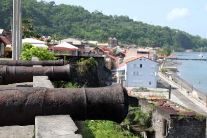 Saint Pierre et ses 3 canons