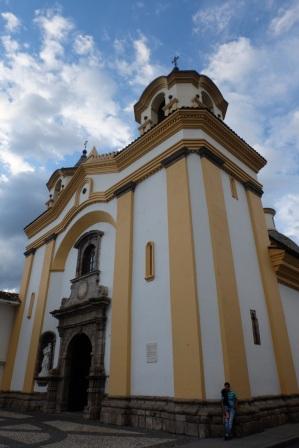 Église El Carmen