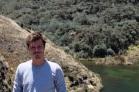 Clément toujours aussi content du Páramo, Parc National d'El Cajas