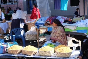 Épices et graines, Otavalo