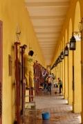 Ancienne prison de Cartagena