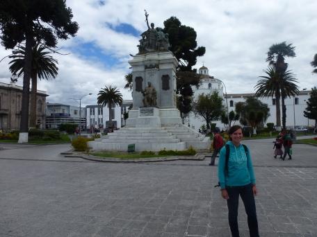 Place Vicente Léon, Latacunga