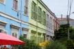 Maisons colorées, Valparaiso