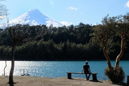 Volcan Osorno, Petrohué