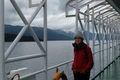 Anne-Charlotte, de Quellon à Puerto Chacabuco