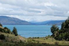 Carretera Austral, vue sur le lac