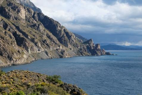 Carretera Austral, de Puerto Rio Tranquillo à Chile Chico
