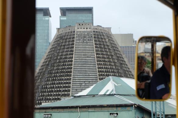 Cathédrale Metropolitana, Rio de Janeiro