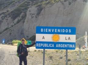 Arrivée en Argentine