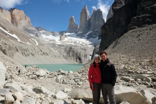 Lac et Torres Del Paine