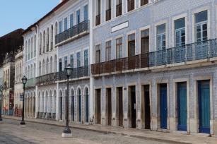 Rua Portugal à Sao Luis