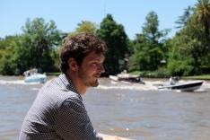 Bord de rivière à Tigre