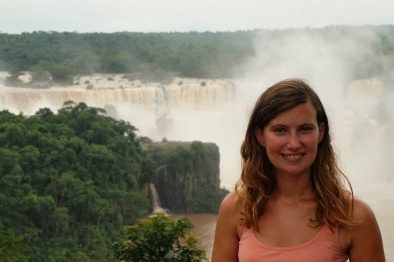 Anne-Charlotte, côté brésilien