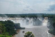 Chutes d'Iguazu, vue panoramique