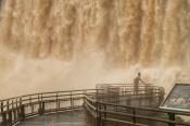 Impressionnantes chutes d'eau