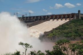 Barrage Itaipu