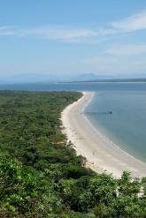 Plage de Fortaleza, Ilha do Mel