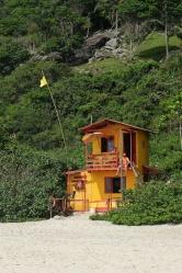Maison de sauveteur, praia matadeiro