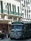Bus municipal, très vintage