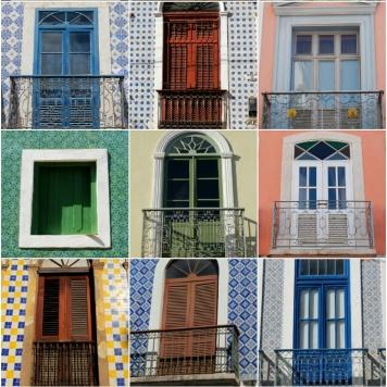 Fenêtres Sao Luis