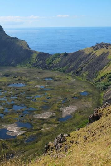 Cratère Orongo