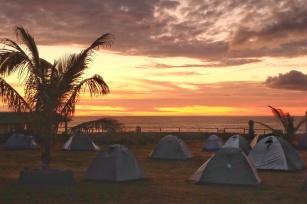 Camping, Hanga Roa