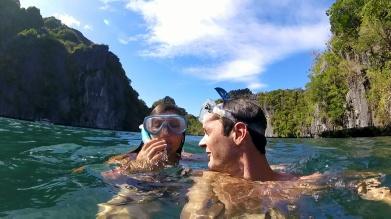 Snorkeling, Island hopping