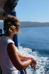 Ferry vers Dumaguete