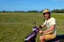 Scooter de Clément