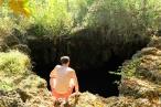 Cave pool, anda