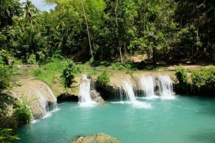Cascade de Cambugahay