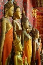 Boudhas, Luang Prabang