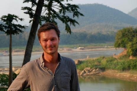 Berges du Mekong