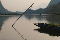 Pirogue, Luang Ngoi Neua