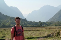 Rizières à Muang Ngoi Neua