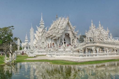 Temple blanc, Chiang Rai