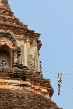 Wat Molee Lok et sa nacelle