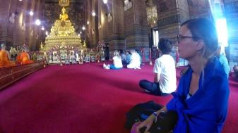 Prière des moines