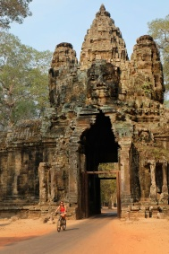 Porte de la Victoire, Angkor Thom
