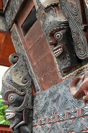 Sculptures Batak