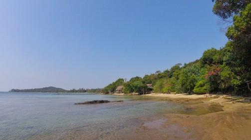 Plage de Coral Beach