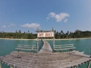 Sam beach