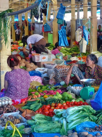Marché Pangururan