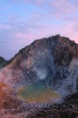 Cratère du Sibayak