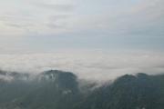 Vue depuis le Sibayak