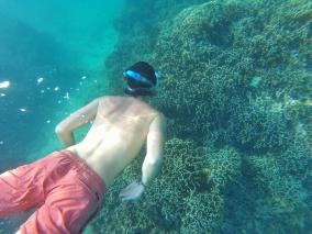 Clément sous l'eau, Pulauh Rubia