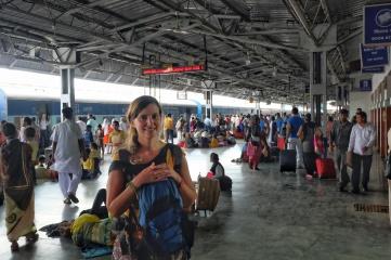 Trains en Inde du Nord