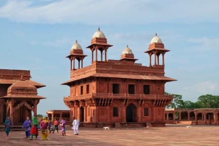 Cité perdue - Fatehpur Sikri
